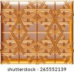 ornamental pattern. arabic  ...   Shutterstock . vector #265552139