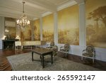 interior the chateau cassan ... | Shutterstock . vector #265592147