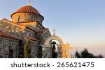 Stavrovouni Monastery In The...