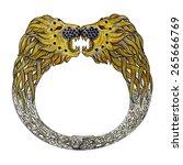 Jewelry Design Lion Bangle....