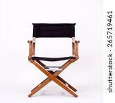 Director's Chair In Film...