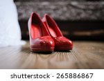 Wedding Red Shoes Is Ready For...