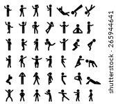 figures | Shutterstock .eps vector #265944641