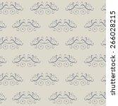 vintage seamless texture.... | Shutterstock . vector #266028215