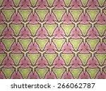 textile cloth color    Shutterstock . vector #266062787