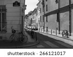 Paris  Parking For Bicycles In...