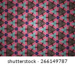 textile cloth color  | Shutterstock . vector #266149787