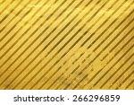gold paper texture background | Shutterstock . vector #266296859