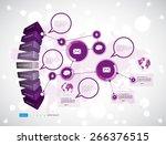 vector of illustration... | Shutterstock .eps vector #266376515