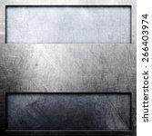 metal background | Shutterstock . vector #266403974