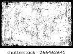 grunge texture.distress texture.... | Shutterstock .eps vector #266462645