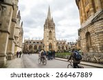 Oxford  Uk   March 27  2015 ...