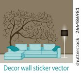 Print On The Wall Sticker With...