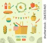 vector illustration family...   Shutterstock .eps vector #266531465