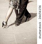 Street Dancers Performing Tang...