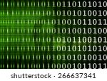 information technology or it... | Shutterstock . vector #266637341