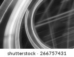 stage lighting effect on the... | Shutterstock . vector #266757431