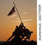 Iwo Jima Memorial Washington D...