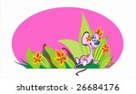 fanny mouse and vanilla | Shutterstock . vector #26684176