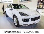 ������, ������: Porsche Cayenne SE Hybrid the