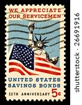 Honoring American Servicemen...