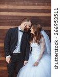 wedding | Shutterstock . vector #266953511