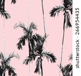 print summer seamless vector... | Shutterstock .eps vector #266954435