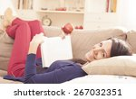 book | Shutterstock . vector #267032351