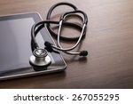 health  abstract  closeup. | Shutterstock . vector #267055295