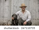 The Farmer And His Best Friend...