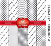 repeatable patterns and... | Shutterstock .eps vector #267195959
