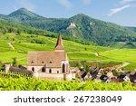 Hunawihr  Alsace  France