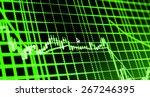 stock exchange chart graph.... | Shutterstock . vector #267246395