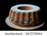 potica. easter cake  roll with...   Shutterstock . vector #267270041