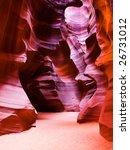 Antelope Canyon    A Slot...