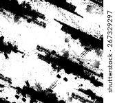 vector seamless pattern . ... | Shutterstock .eps vector #267329297