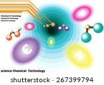 vector illustration elements... | Shutterstock .eps vector #267399794