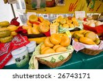 Photo Of Cheese On Market In...