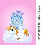 vector illustration of a fairy... | Shutterstock .eps vector #26748112