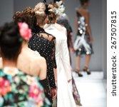 fashion show  catwalk runway