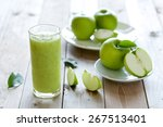 apple shake | Shutterstock . vector #267513401