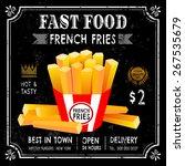Fast Food Restaurant Poster...