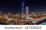 Downtown Dubai  Uae   June 3 ...