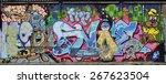 london   march 22  2015. a... | Shutterstock . vector #267623504