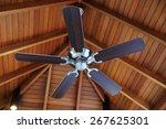 Ceiling fan  indoors