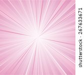 pink shiny background | Shutterstock .eps vector #267633671