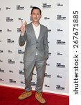 Small photo of NEW YORK-APR 2: Actor Alan Cumming attends the 2015 Center Dinner at Cipriani Wall Street on April 2, 2015 in New York City.