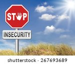 Stop Insecurity Find Truth...