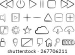 minimal vector icons pack