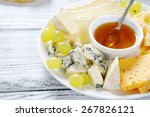 Delicious Cheese With Sweet...